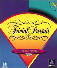 Caratula de Trivial Pursuit CD-ROM para PC