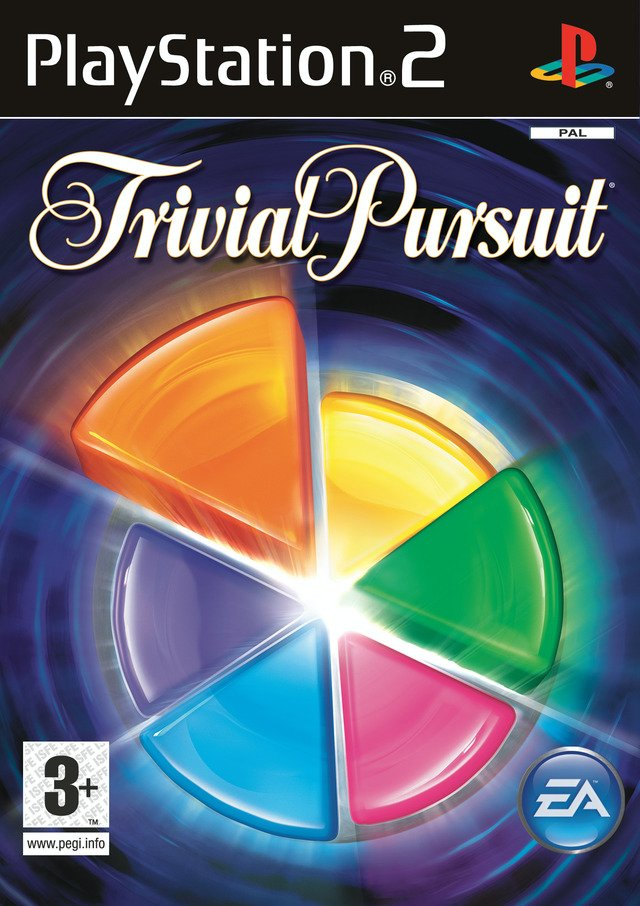 Caratula de Trivial Pursuit para PlayStation 2
