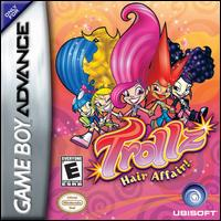 Caratula de Trollz: Hair Affair para Game Boy Advance