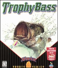Caratula de Trophy Bass: All American Sports Series para PC