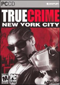 Caratula de True Crime: New York City para PC