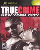 Carátula de True Crime: New York City