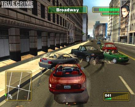 Pantallazo de True Crime: Streets of L.A. para GameCube