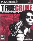 Carátula de True Crime: Streets of L.A.