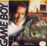 Caratula de True Lies para Game Boy