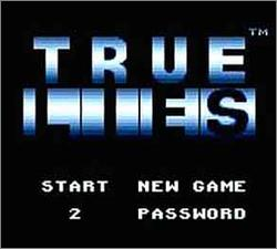 Pantallazo de True Lies para Gamegear