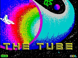 Pantallazo de Tube, The para Spectrum