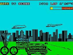 Pantallazo de Turbo Out Run para Spectrum
