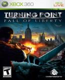 Carátula de Turning Point: Fall of Liberty
