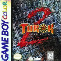 Caratula de Turok 2: Seeds of Evil para Game Boy Color