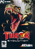 Caratula de Turok Evolution para PC