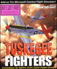 Caratula de Tuskegee Fighters para PC