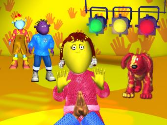 Pantallazo de Tweenies: Play to the Music para PC