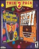 Caratula nº 59169 de Twin 2 Pack: Ultimate PaintBrawl 3/Top Shot II: Interactive Target Shooting (200 x 172)