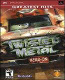 Carátula de Twisted Metal: Head On [Greatest Hits]