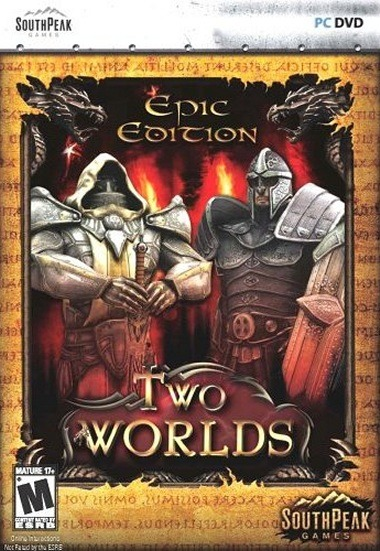 Caratula de Two Worlds: Epic Edition para PC