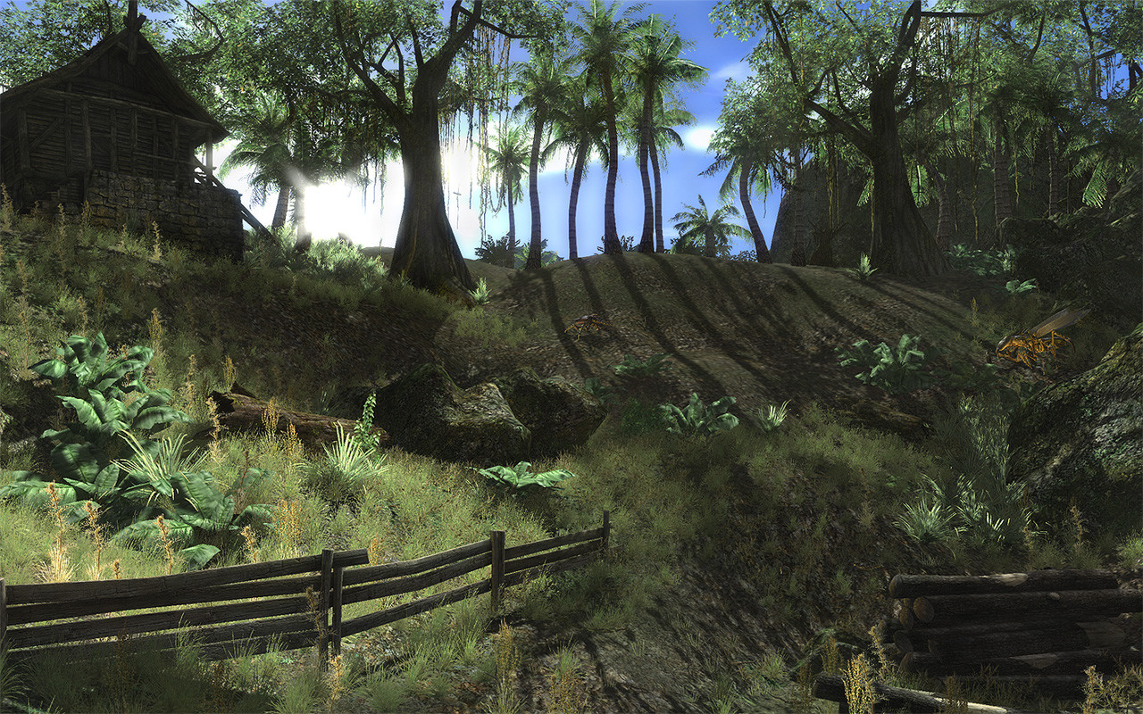 Pantallazo de Two Worlds: The Temptation para Xbox 360