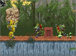 Pantallazo de Ty the Tasmanian Tiger 2: Bush Rescue para Game Boy Advance