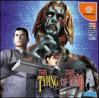 Caratula de Typing of the Dead, The para Dreamcast