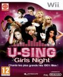 Carátula de U-Sing Girls Night