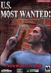 Caratula de U.S. Most Wanted: Nowhere to Hide para PC