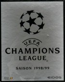 Caratula de UEFA Champions League Season 1998/99 para PC