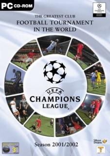 Caratula de UEFA Champions League Season 2001/2002 para PC