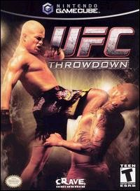 Caratula de UFC: Throwdown para GameCube
