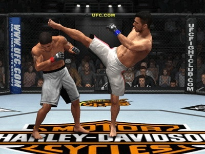 Pantallazo de UFC 2009 Undisputed para PlayStation 3