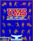 Carátula de UMS I: The Universal Military Simulator