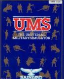 Caratula nº 70936 de UMS I: The Universal Military Simulator (216 x 287)