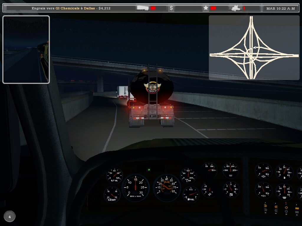Pantallazo de US Trucks: Road Simulator para PC