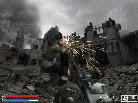 Pantallazo de Ubersoldier 2: The End of Hitler para PC