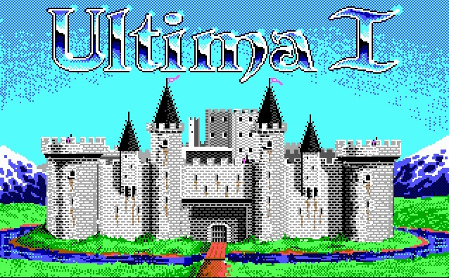 Pantallazo de Ultima I: The First Age of Darkness para PC