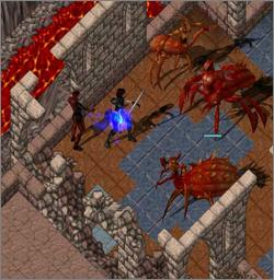 Pantallazo de Ultima Online: Lord Blackthorn's Revenge para PC