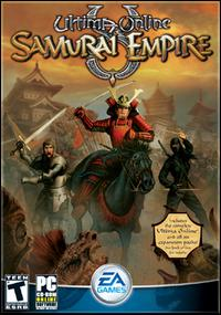 Caratula de Ultima Online: Samurai Empire para PC