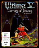 Carátula de Ultima V: Warriors Of Destiny