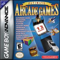 Caratula de Ultimate Arcade Games para Game Boy Advance