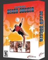 Caratula de Ultimate Beach Soccer para PC