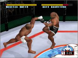 Pantallazo de Ultimate Fighting Championship para Dreamcast