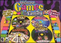 Caratula de Ultimate Games for the Family para PC