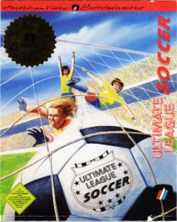Caratula de Ultimate League Soccer para Nintendo (NES)
