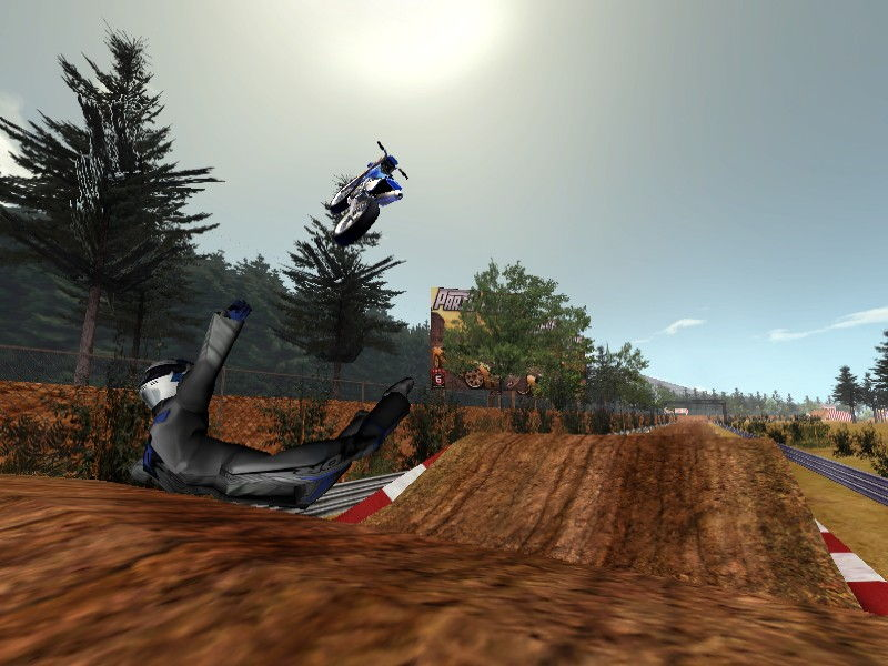 Pantallazo de Ultimate Motorcross para PC