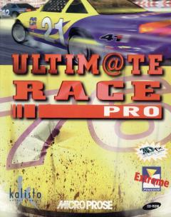 Caratula de Ultimate Race Pro para PC