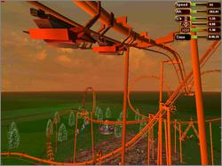 Pantallazo de Ultimate Ride: Coaster Deluxe para PC