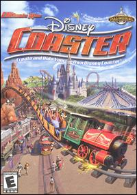 Caratula de Ultimate Ride: Disney Coaster para PC