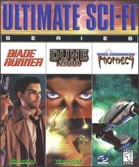 Caratula de Ultimate Sci-Fi Series para PC