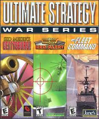 Caratula de Ultimate Strategy War Series para PC