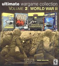 Caratula de Ultimate Wargame Collection Volume 2: World War II para PC