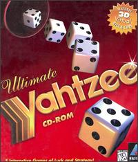 Caratula de Ultimate Yahtzee CD-ROM para PC